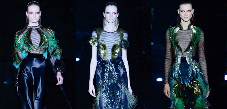 Новая pre-fall коллекция Gucci 2014 г.