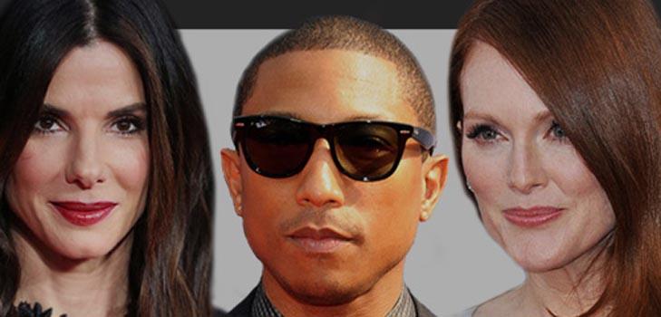 10 знаменитостей, которые гораздо старше, чем вы думали