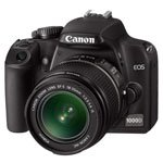 Canon EOS 1000D Цифровой фотоаппарат