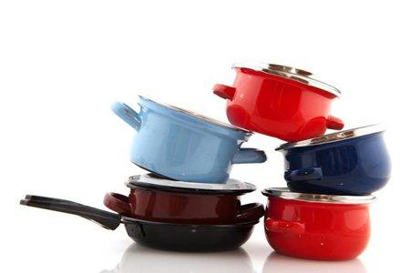 Как очистить чугунную сковороду от нагара или ржавчины