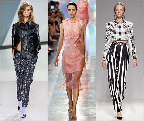 Модные вещи сезона весна-лето 2013, тенденции, фото
