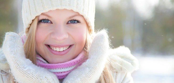 12 советов по правильному зимнему уходу за кожей