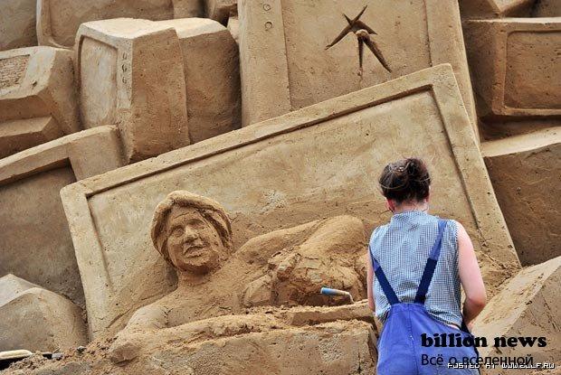Международный фестиваль скульптуры в Берлине (11 фото)
