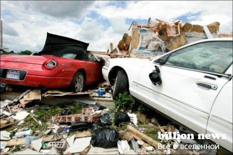 Торнадо Милбери, штат Огайо (AP) (24 фото)