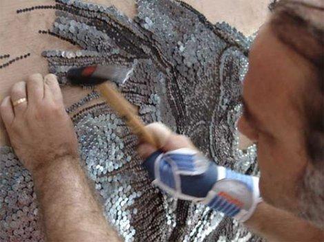Самые большие и уникальные настенные мозаики в мире