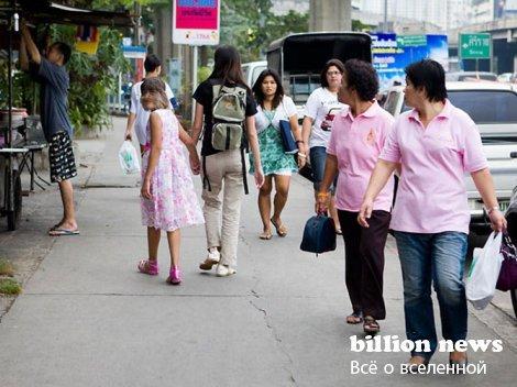 Девочка - волк из Бангкока