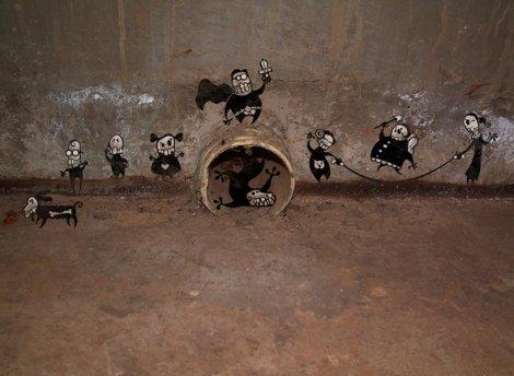 Уличный креатив от Чеви (38 фото)