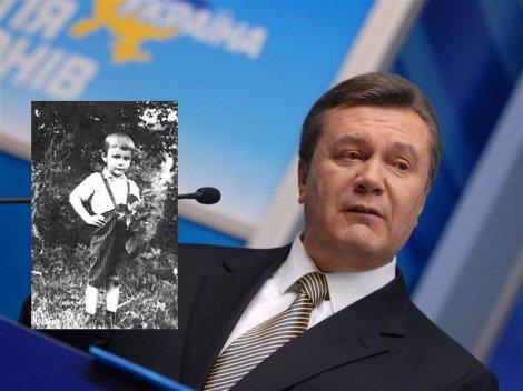 Мировые политики в детстве (33 фото)
