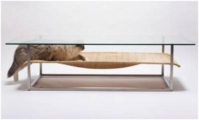 Самые оригинальные столы (9 фото)