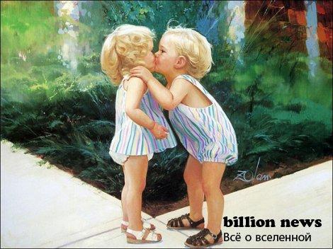 15 интересных фактов о поцелуях