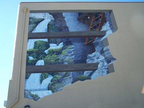 Иллюзии в городе (12 фото)