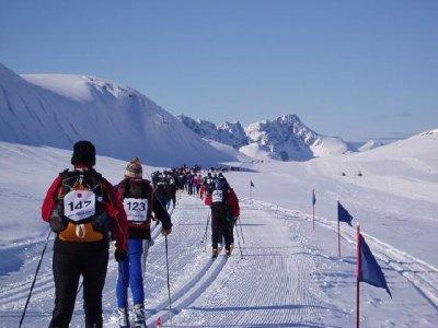 Самые необычные марафоны мира (6 фото)