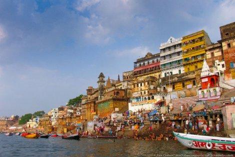 Цветные города мира (36 фото)