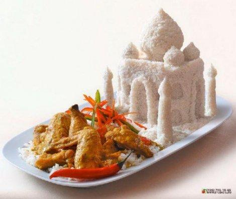 Самые удивительные кулинарные шедевры (13 фото)