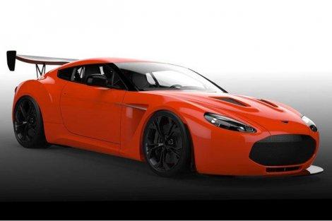 Aston Martin Zagato - самый красивый автомобиль (12 фото)