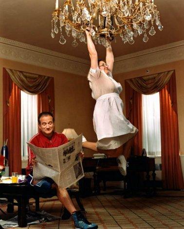 Смешные фотографии знаменитостей от Martin Schoeller (17 фото)