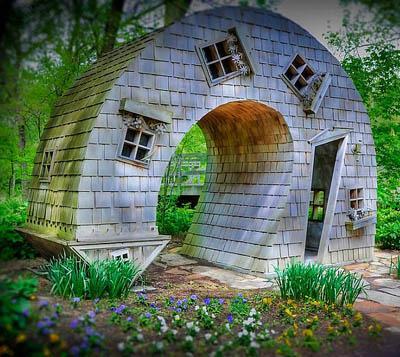 20 самых необычных домов на планете (20 фото)
