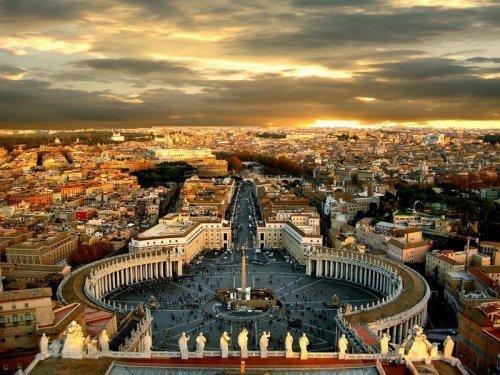 10 самых интересных фактов о Ватикане