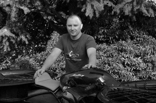 Летающий мотоцикл Hoverbike (14 фото+видео)