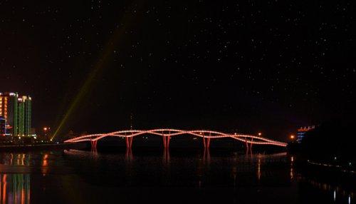 Мост ДНК в Китае (7 фото)