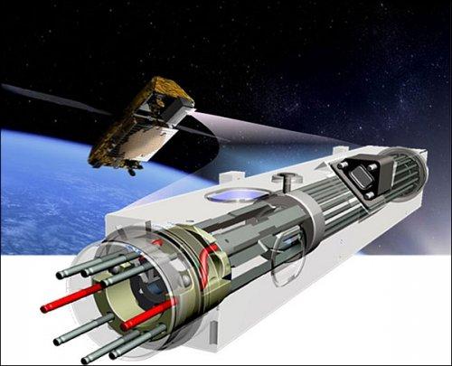 Три разработки, которые непременно окажутся в космосе (2 фото)