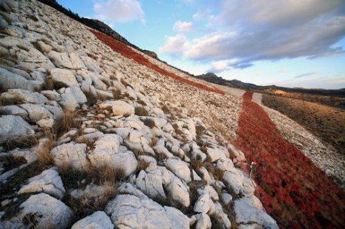 40 самых необычных мест на планете Земля (55 фото)