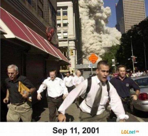 11 сентября 10 лет спустя (20 фото)