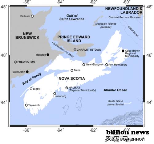 Кочующий остров или остров невезения