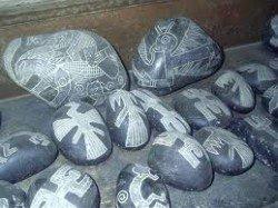 Черные камни ИКИ (7 фото)