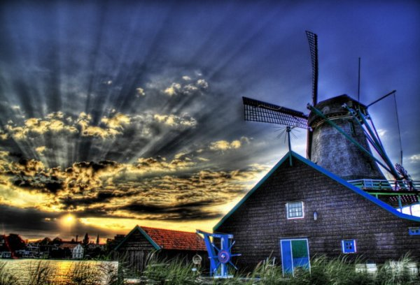 Фантастические снимки в формате HDR (25 фото)