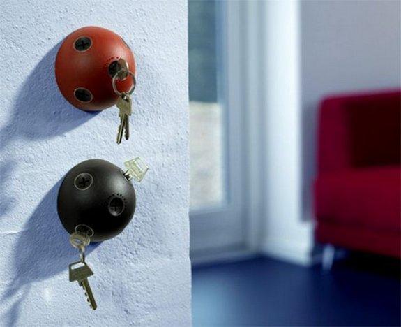 Оригинальные ключницы (10 фото)