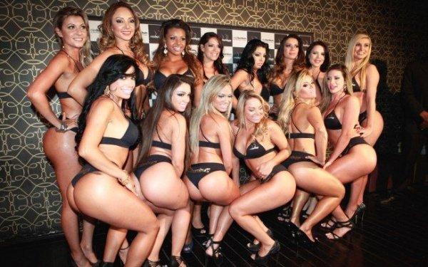 Конкурс попок Miss Bumbum в Бразилии