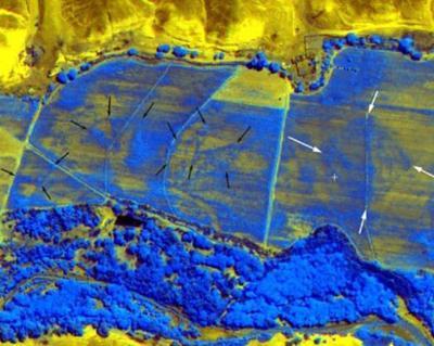 Топ-5 научных открытий , сделанных с помощью Google Earth (12 фото)