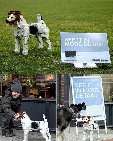 Лучшие рекламные идеи 2011 (26 фото)