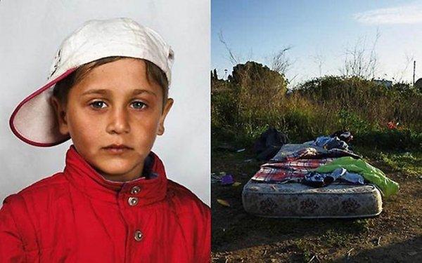 Дети из ра зных уголков мира и их спальни (11 фото)