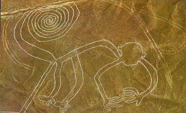 Загадки пустыни Наска, Перу (11 фото)