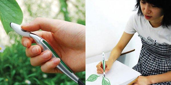 Сканирующая цвета ручка (3 фото)