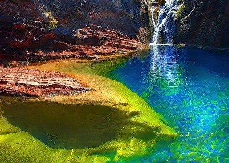 Топ-10: самые чистые водоемы планеты (10 фото)