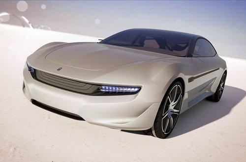 10 концепт-каров Женевского автосалона (10 фото)
