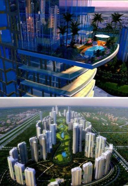 Самые необычные балконы (10 фото)