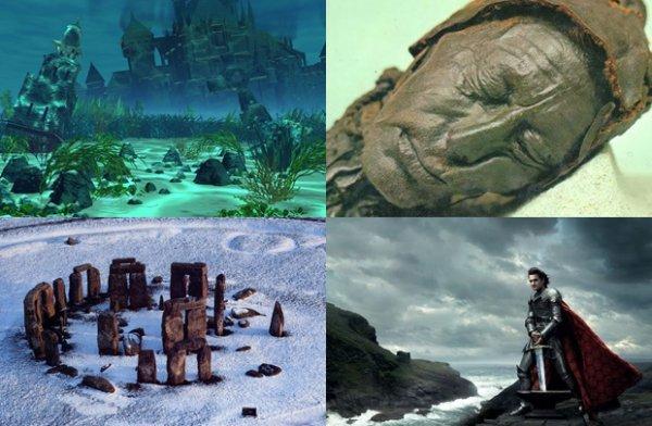 Пять великих тайн истории человечества (5 фото)