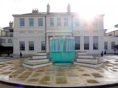 Водоворотная скульптура Уильяма Пая (6 фото)