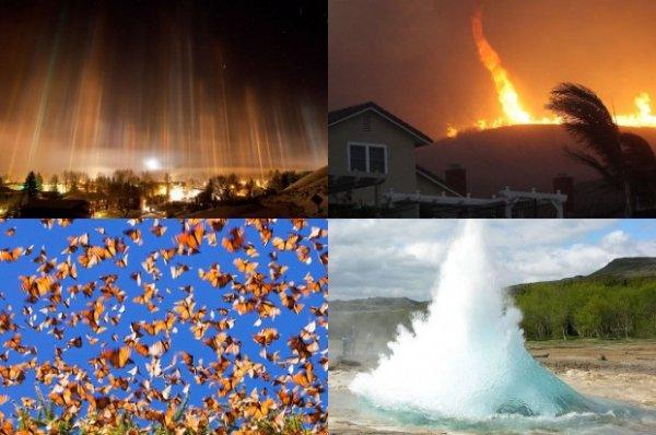 Топ 10 зрелищных явлений природы (10 фото)