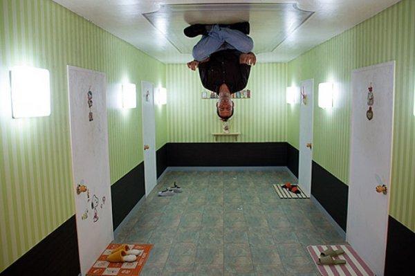 Южнокорейский музей оптических иллюзий (20 фото)
