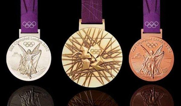 Сколько золота содержится в золотой олимпийской медали?