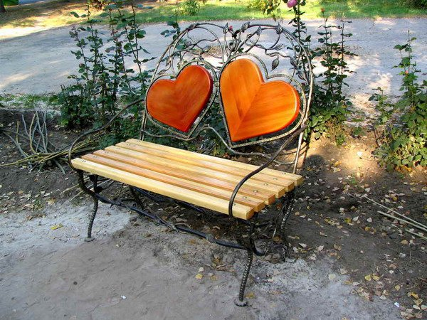 Самые необычные скамейки в мире (21 фото) часть 2