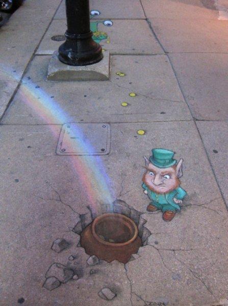 Слагго, который живет на тротуаре (30 фото)