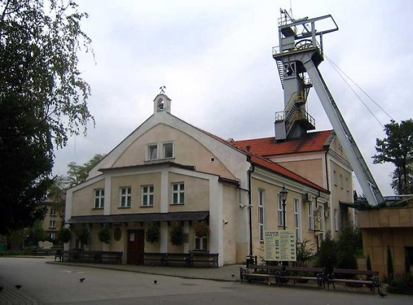 Соляная шахта в Величке (36 фото)