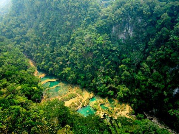 5 красивейших каскадных водопадов (16 фото)