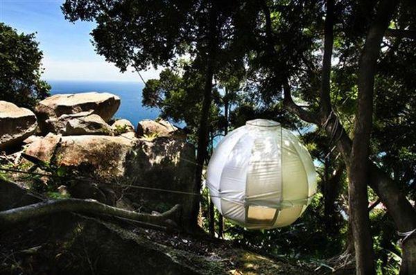 Супер палатка - Cocoon (9 фото)